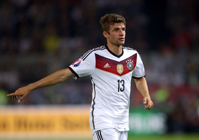 Germany's Thomas Muller could be a Manchester United target