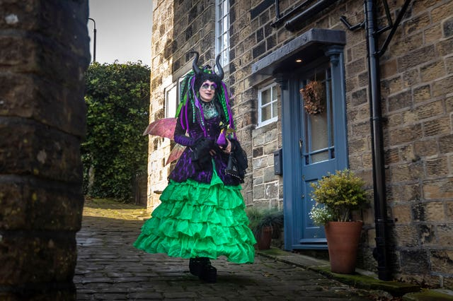 Haworth Steampunk Weekend