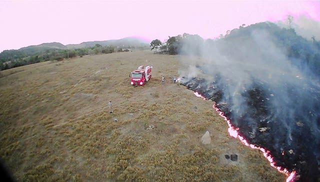 Brazilian fires