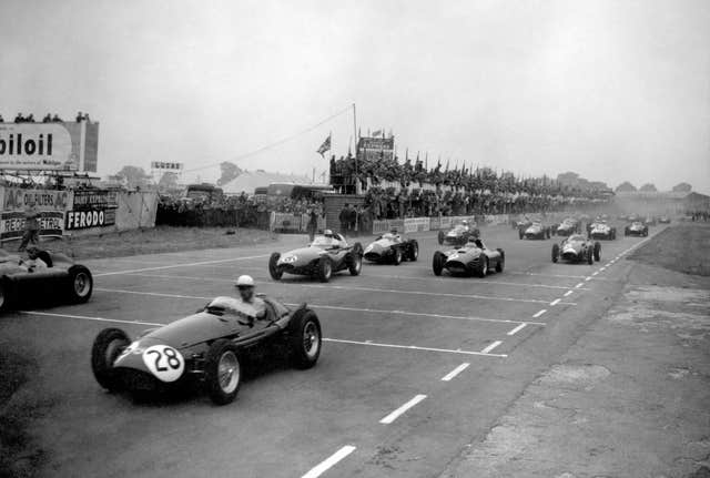 Formula One Motor Racing – British Grand Prix – Silverstone 1956