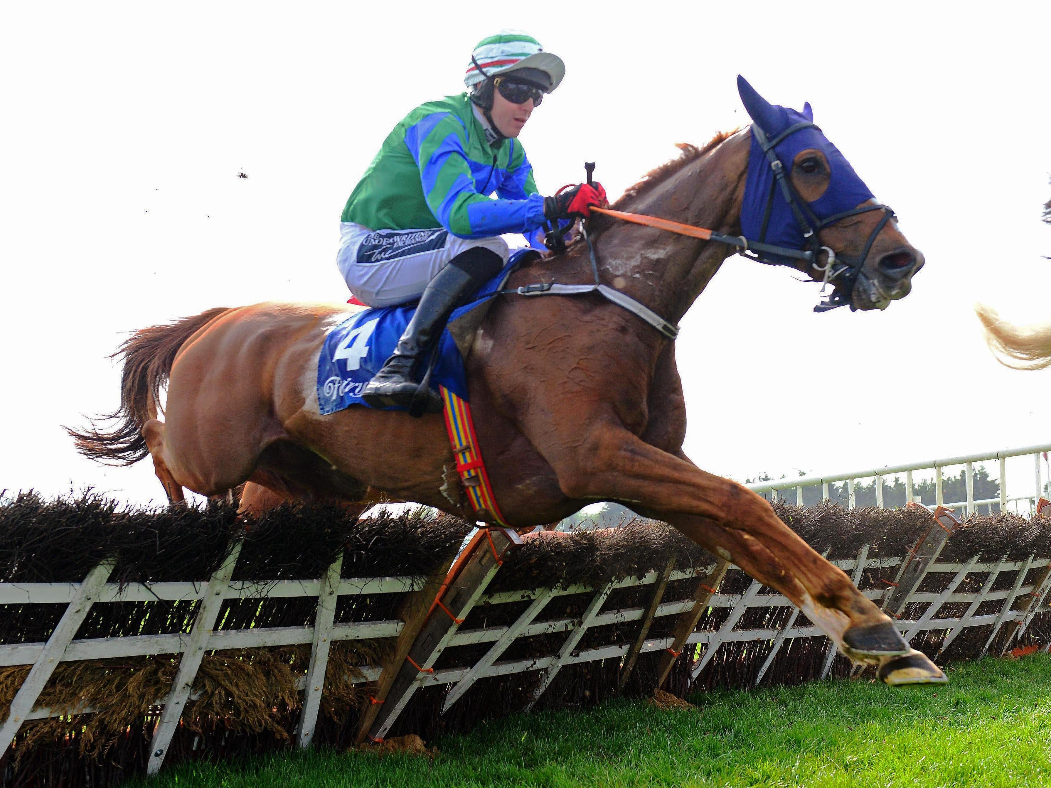Ronald Pump has been ruled out of Cheltenham due to injury (PA)