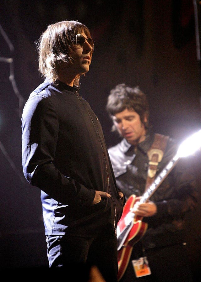 Oasis lost song released