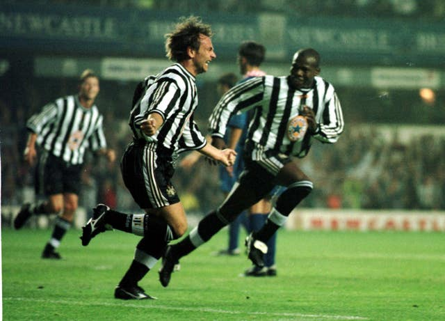 John Beresford was part of the Kevin Keegan era at Newcastle