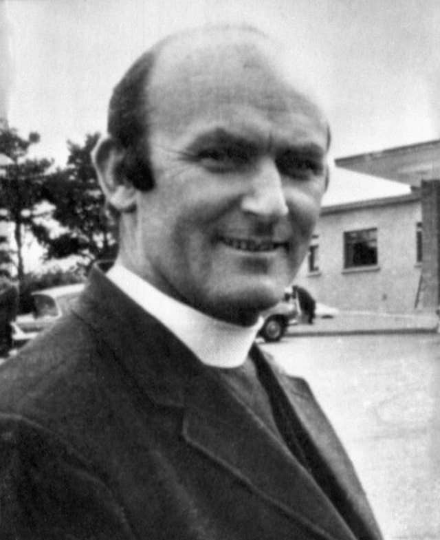 Crime – Ballymurphy Massacre – Father Hugh Mullan – Belfast