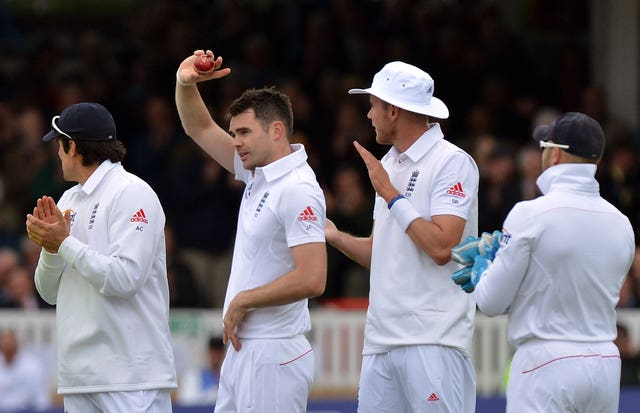 James Anderson hopes to find his usual swing despite new restrictions from the ICC.