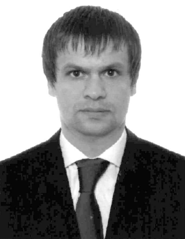 Ruslan Boshirov's passport photo from 2009