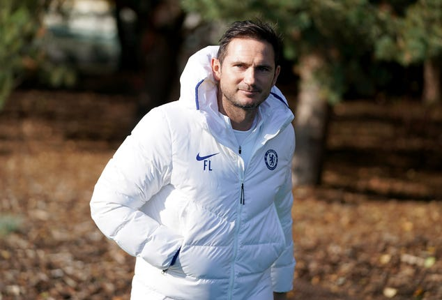 Frank Lampard is an admirer of Ajax's youth development programme