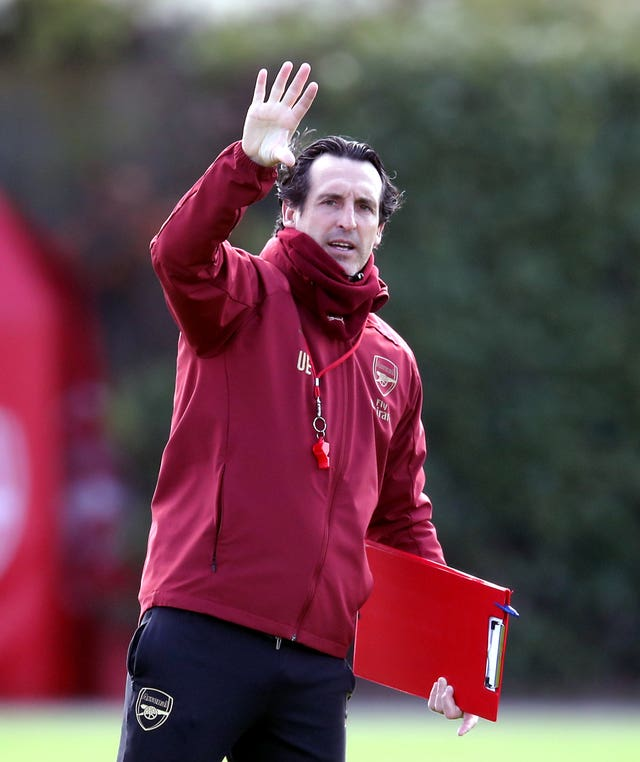Unai Emery's Arsenal have won just five away games in the Premier League this season