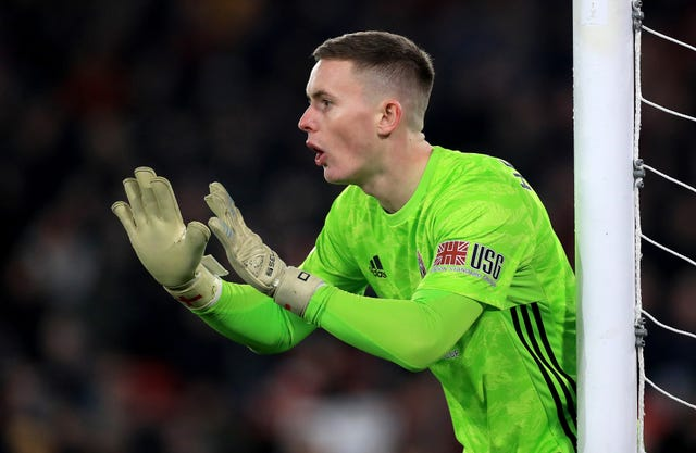 Dean Henderson cannot play against parent club Manchester United