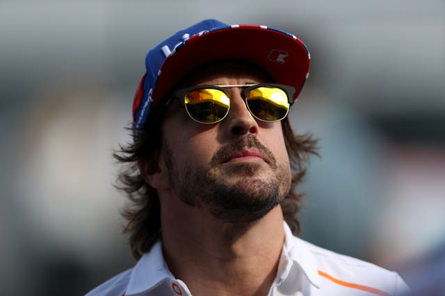 Fernando Alonso is a huge fan of Russell