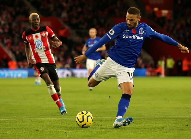 Southampton v Everton – Premier League – St Mary's Stadium