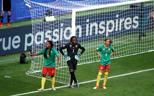 England v Cameroon – FIFA Women's World Cup 2019 – Round of Sixteen – Stade du Hainaut