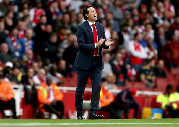 Emery believes Xhaka can change the opinion of the Arsenal fanbase with strong performances as captain