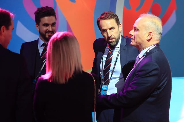 Euro 2020 Draw – Romexpo Exhibition Centre