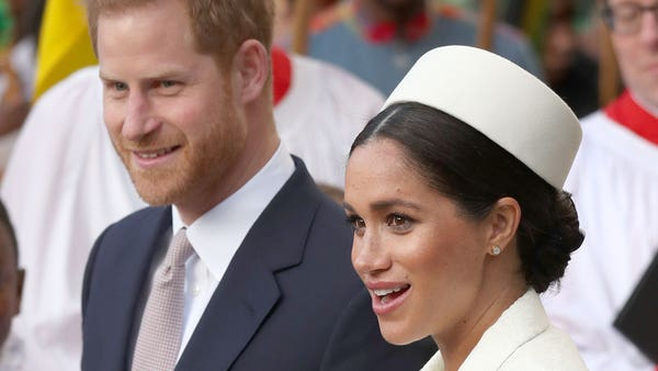 Harry and Meghan appoint philanthropist as new director of charity