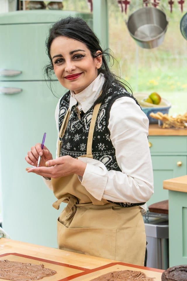The Great British Bake Off contestant Helena