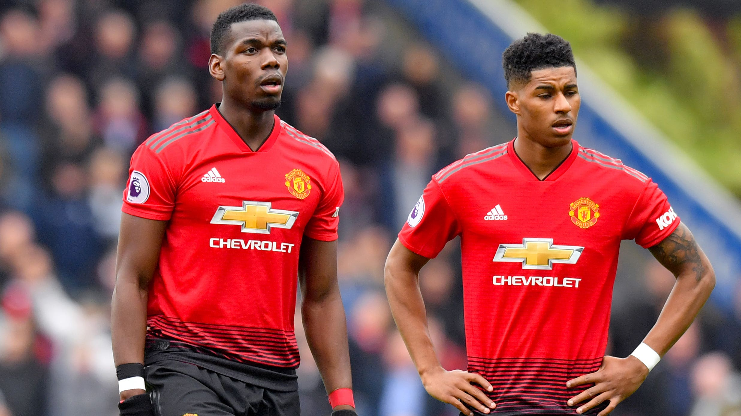 Marcus Rashford And Paul Pogba Join Calls For Change After George Floyd Death Bt Sport