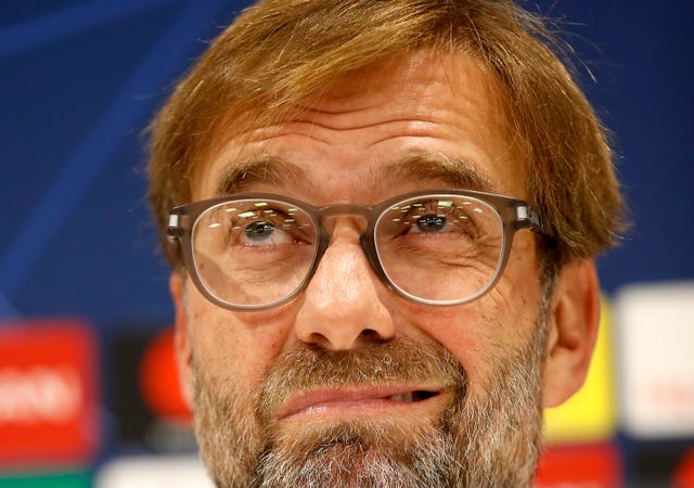 Liverpool manager Jurgen Klopp expressed his surprise at Pep Guardiola's comments
