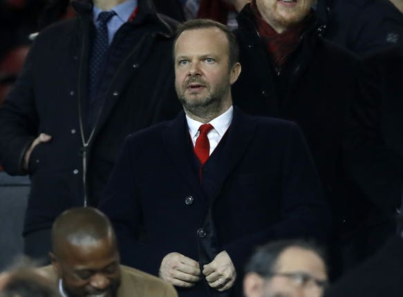 Manchester United executive vice-chairman Ed Woodward, pictured, backed manager Ole Gunnar Solskjaer earlier in the week (Martin Rickett/PA)
