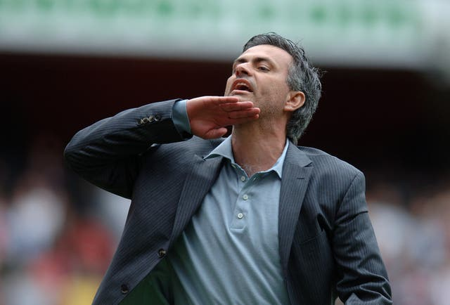 Mourinho tells Chelsea fans to keep their chins up after missing out on the Premier League title to Manchester United
