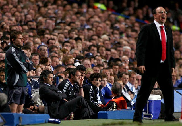 European success continued to elude Mourinho at Stamford Bridge as Chelsea lose to Liverpool in the Champions League semi-finals