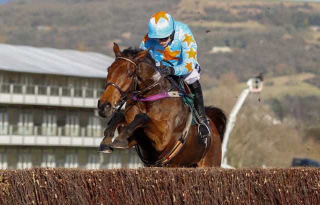 Un De Sceaux will make his return in the Hilly Way Chase at Cork on Sunday
