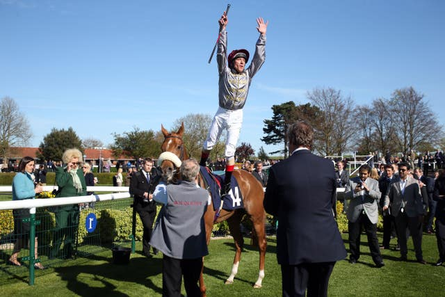 Killarney racegoers will no doubt be hoping for a Dettori flying dismount