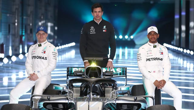 Mercedes team principal Toto Wolff's future is also uncertain