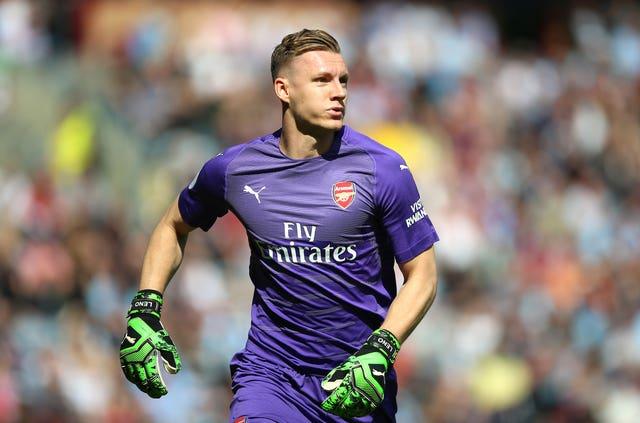 Arsenal goalkeeper Bernd Leno was at fault for Tottenham's opening goal.