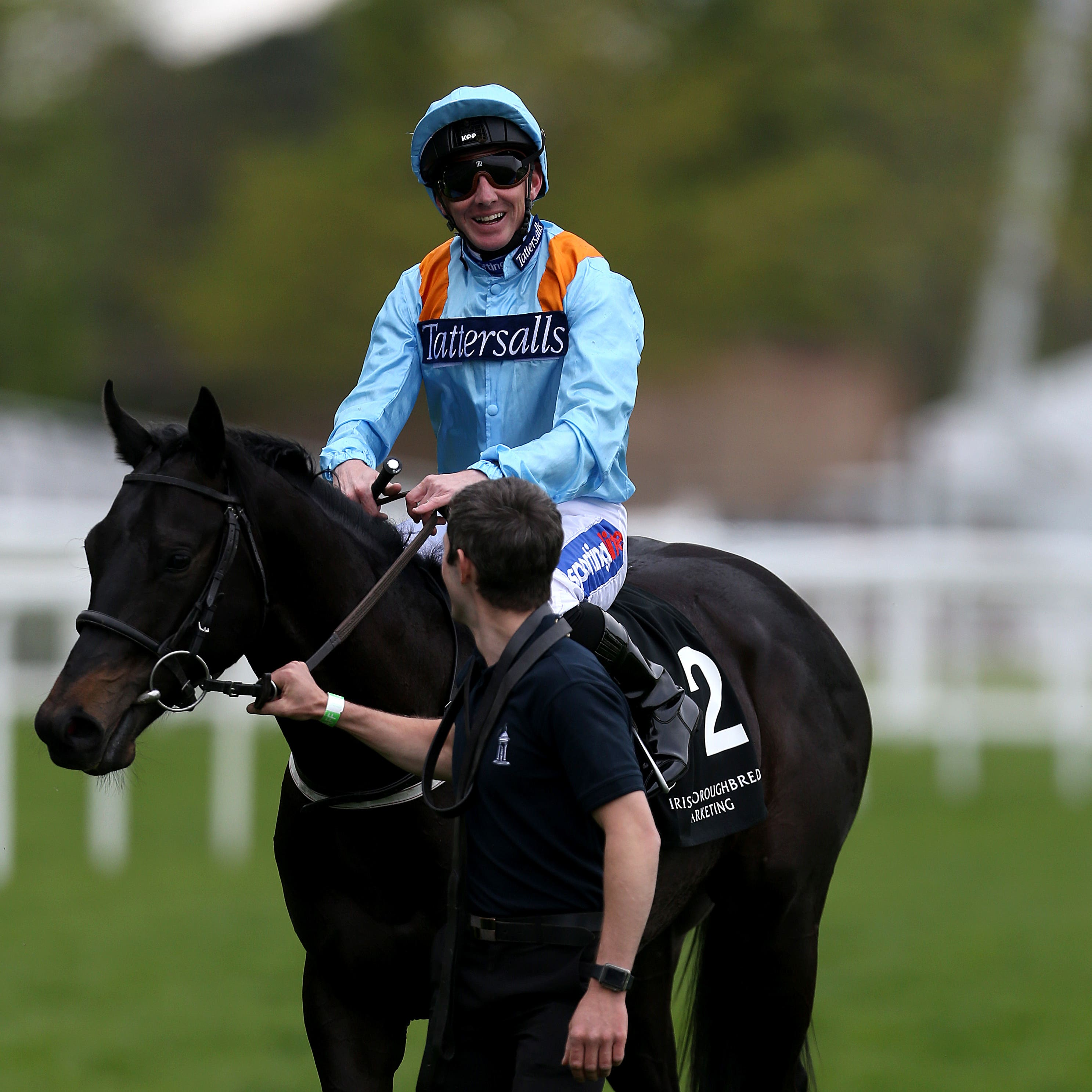 Ventura Rebel will be seen in new silks at Royal Ascot following his purchase in a private deal