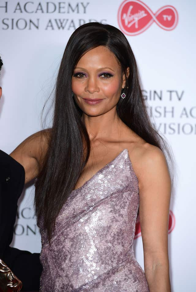 Thandie Newton starred in Line Of Duty (Ian West/PA)