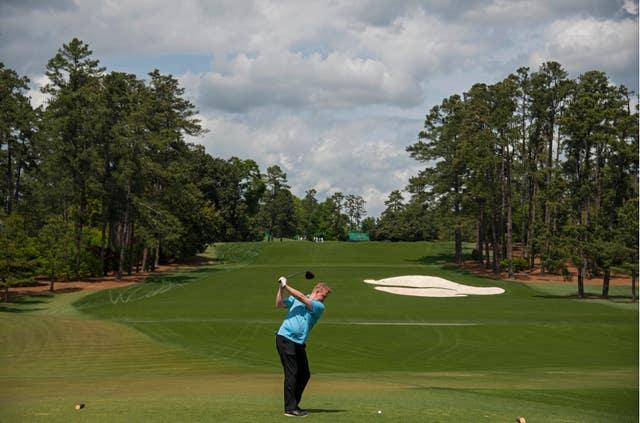 Augusta National Golf Club Handout Photo
