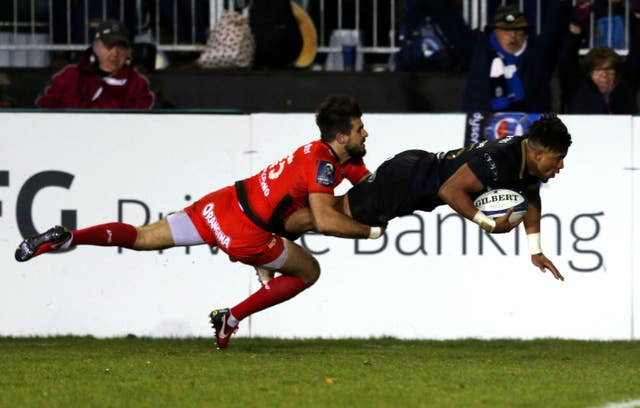 Bath v RC Toulon – European Rugby Champions Cup – Pool Five – Recreation Ground