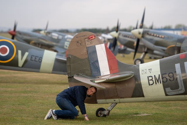 Duxford Battle of Britain Air Show