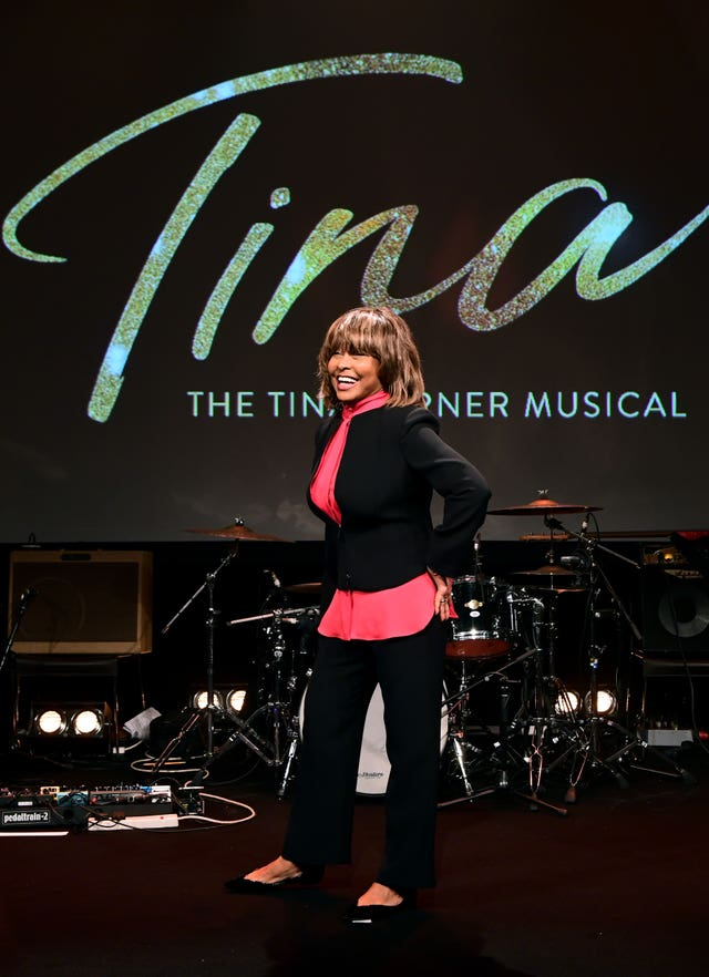 Tina: The Tina Turner Musical Photocall – London