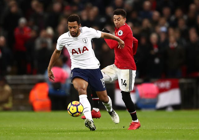Tottenham Hotspur's Mousa Dembele has been linked with a move to Juventus (John Walton/PA)