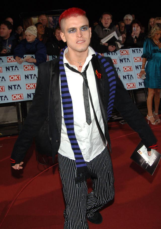 National Television Awards 2006 – The Royal Albert Hall – Arrivals