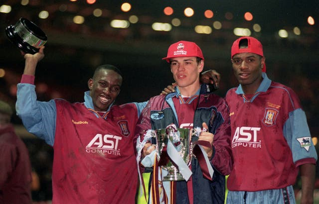 Aston Villa beat Leeds for their fifth League Cup crown in 1996, but they have not won it since.