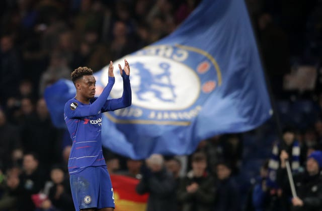 Hudson-Odoi was again on target against Malmo