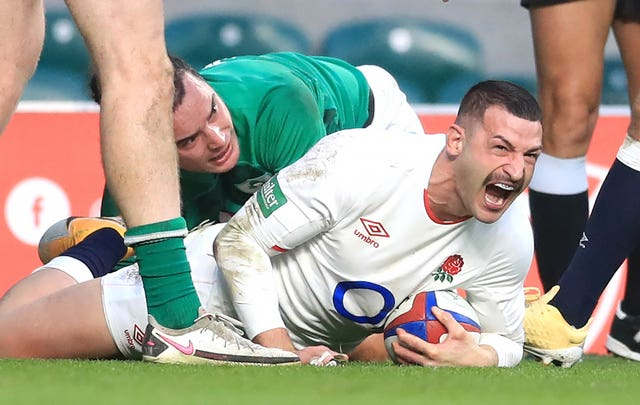 England v Ireland – Autumn Nations Cup – Twickenham Stadium
