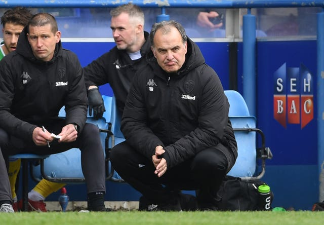 Marcelo Bielsa made quite the impact in his first season in English football
