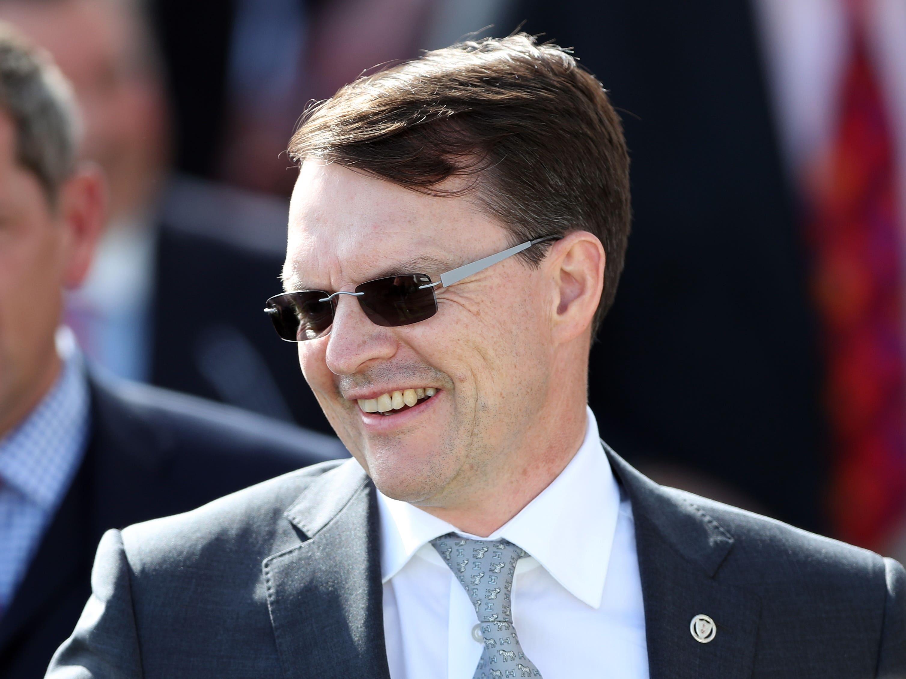 Aidan O'Brien has lots to look forward to with Goddess (David Davies/PA)