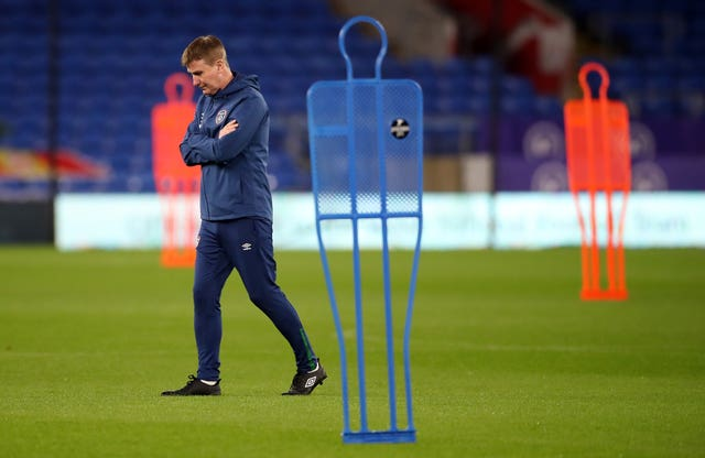 Republic of Ireland manager Stephen Kenny has lost a host of players in recent times