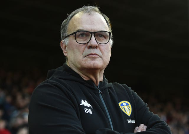 Bielsa's side now have a five-point lead at the top of the Championship
