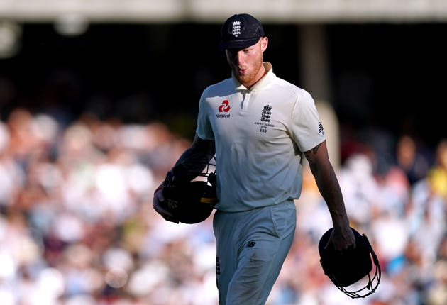 Ben Stokes had produced some memorable England performances during the summer.