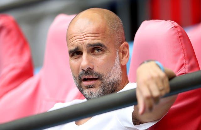 Guardiola has heaped praise on Pochettino