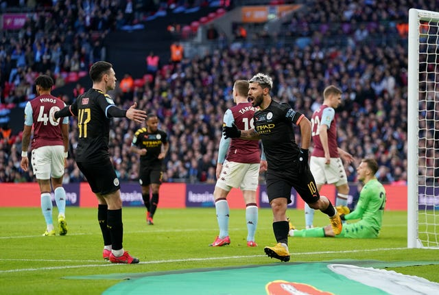 Villa were beaten by Manchester City in last season's Carabao Cup final