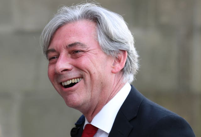 Richard Leonard motion of no confidence