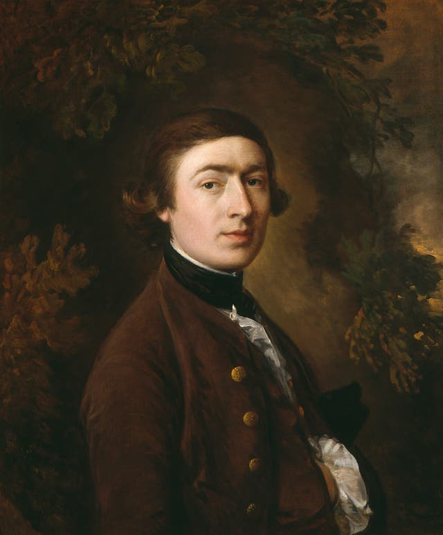 A self-portrait by Thomas Gainsborough will also feature in the exhibition