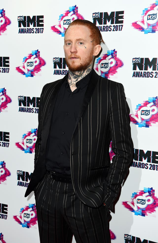 Frank Carter & The Rattlesnakes are among the act to benefit from a Government music exports scheme.